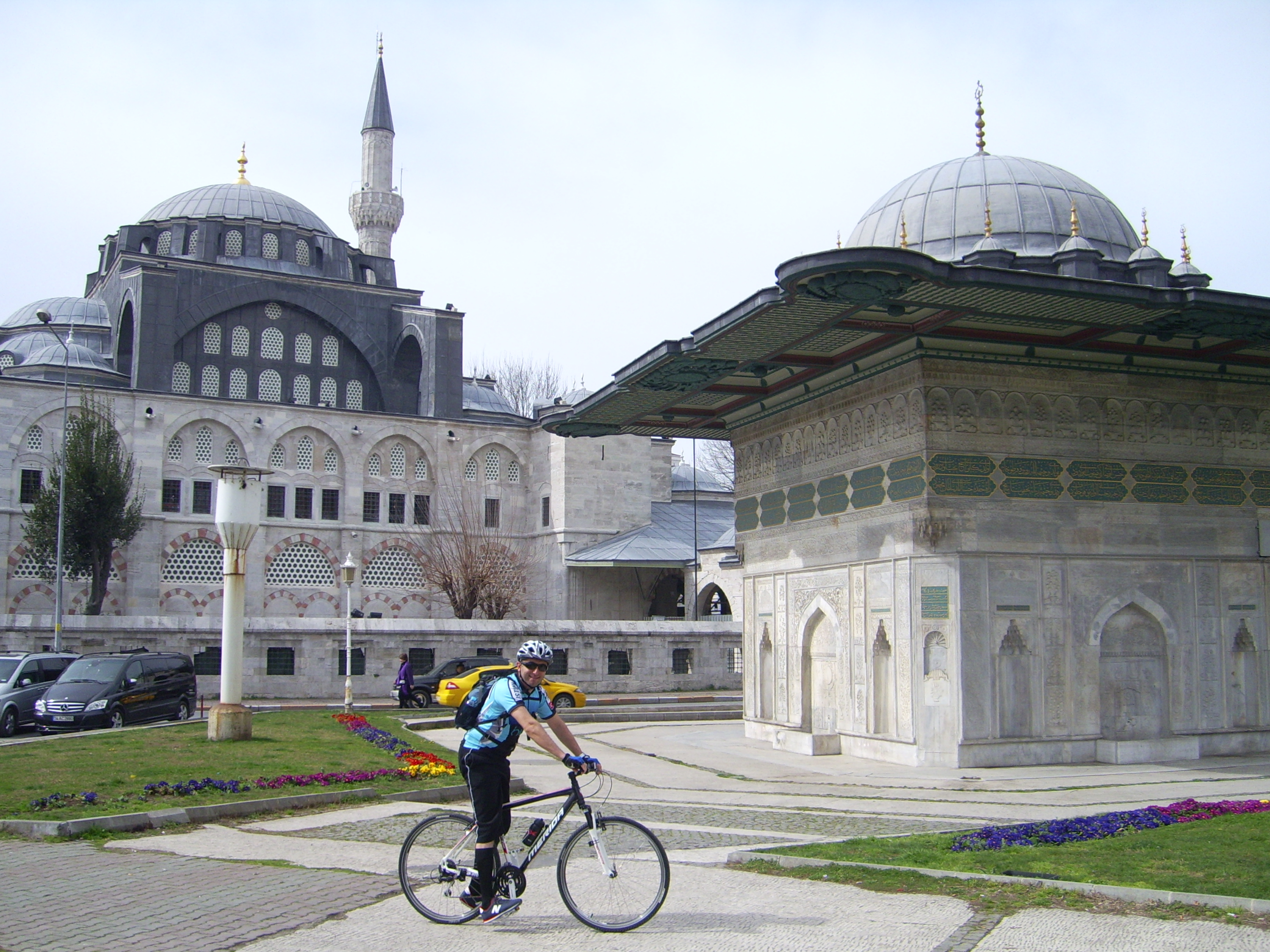 Kilic Ali Pasa Mosque and Fountain