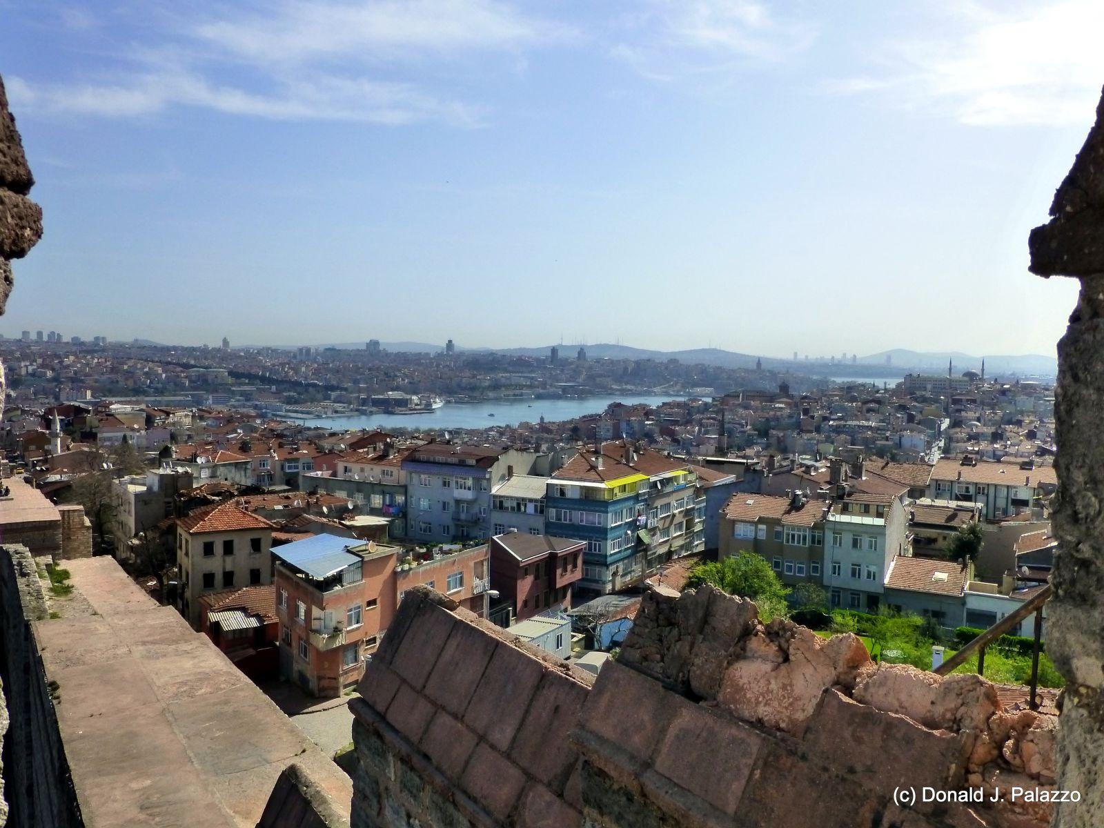 Edirnekapi view
