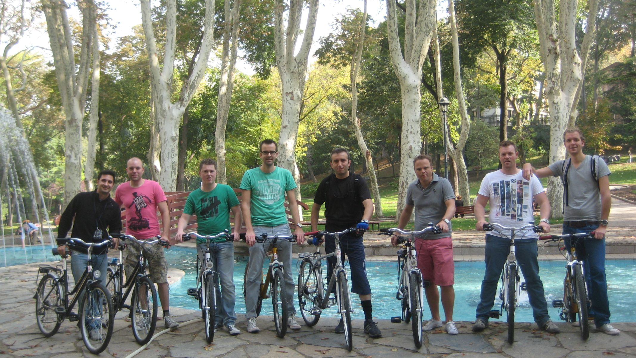Gulhane Park Old City Bike Tour